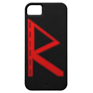 Raidho Rune red iPhone SE/5/5s Case