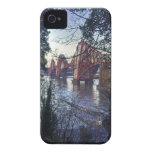 Rail Bridge through the trees Case-Mate iPhone 4 Case