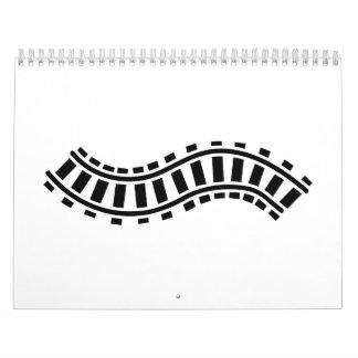 Rail Calendar