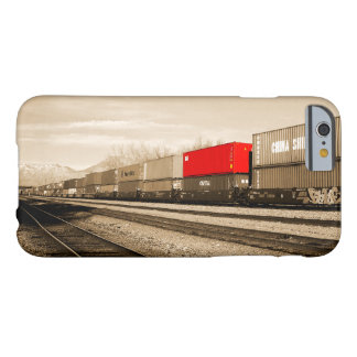 Rail Cars Barely There iPhone 6 Case
