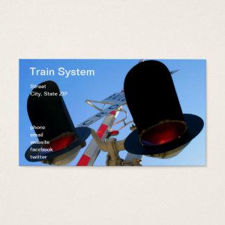 Rail Cro Business Card