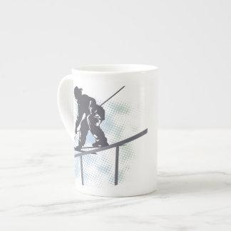 Rail Grinder Tea Cup