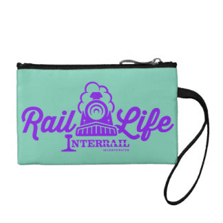 Rail Life™ Women's Clutch Coin Purses