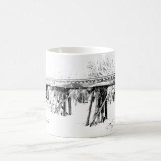 Rail Road Bridge Coffee Mug