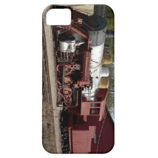 Rail road Steam Locamotive 3 iPhone 5 Cases