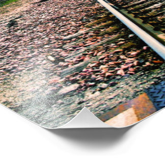 Rail Road Tracks Photo