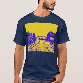 Rail tracks T-Shirt