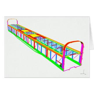 Rail vehicle FEA Card