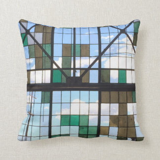 Rail Window Pillow