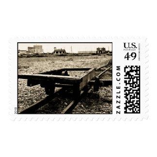 railcart de antaño sello