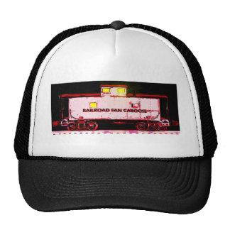 Railfan Caboose Trucker Hat