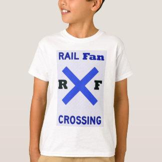 Railfan Fashion T-Shirt