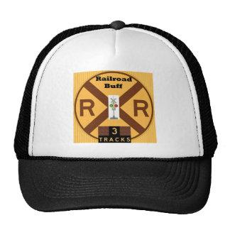 Railfan Trucker Hat