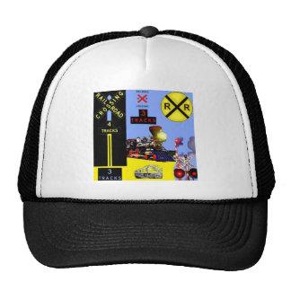 Railfans Mesh Hats