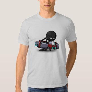 Railgun T Shirt