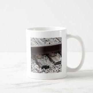 Railroad Art Coffee Mug