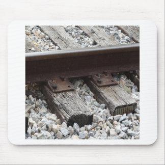 Railroad Art Mouse Pad