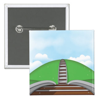 Railroad Button
