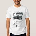 Railroad Diesel 1948 Electro Motive T Shirts