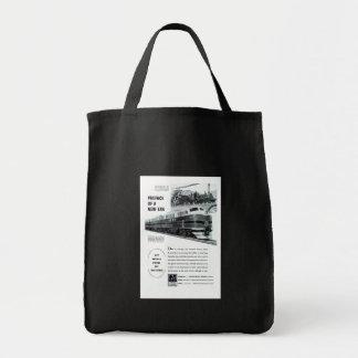 Railroad Diesel 1948 Electro Motive - Tote Bag