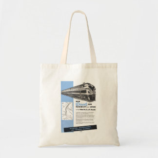 Railroad Diesels for The Vital R.F.& P. Route Tote Bag
