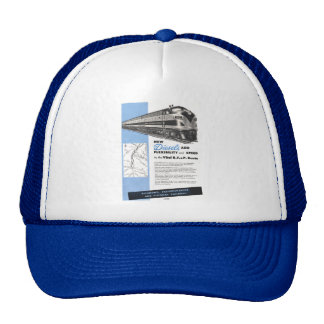 Railroad Diesels for The Vital R.F.& P. Route Trucker Hat
