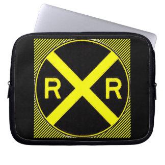 Railroad Electronics Bag Laptop Sleeves