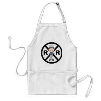 Railroad Engineer-Boy T-shirts and Gifts Adult Apron