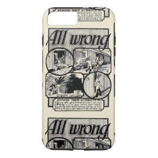 Railroad Freight Car Safety iPhone 8 Plus/7 Plus Case