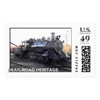Railroad Heritage Stamp