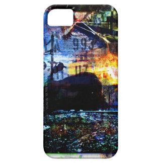 Railroad Montage iPhone SE/5/5s Case