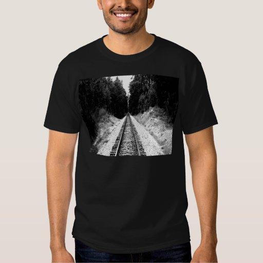 railroad path to success tshirt