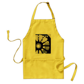 Railroad Safety Comes First Vintage Aprons