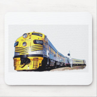 Railroad Scenery Mouse Pads