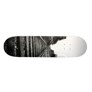 Railroad Custom Skate Board