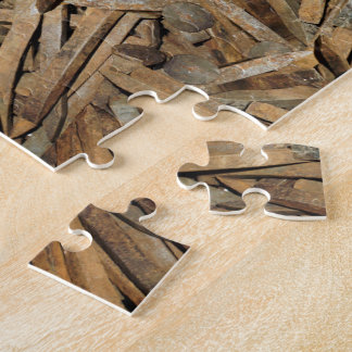 Railroad Spikes Puzzles