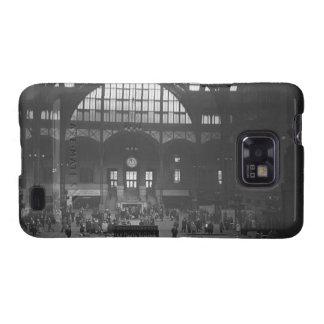 Railroad Station Samsung Galaxy S2 Cases