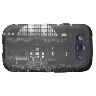 Railroad Station Galaxy SIII Cases