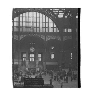 Railroad Station iPad Folio Cover
