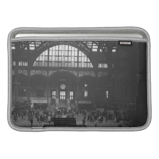 Railroad Station Sleeves For MacBook Air