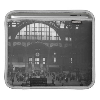 Railroad Station Sleeve For iPads