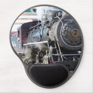 Railroad Steam Engine MousePad