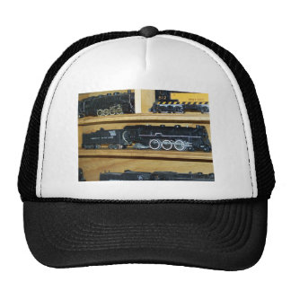 "Railroad Steam Engines....""Steamin On"" Trucker Hats"