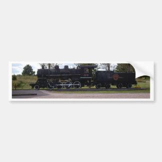 RailRoad Steam Locamotive 1 Bumper Sticker