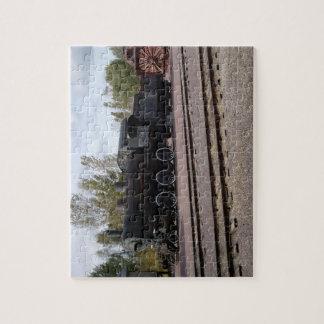 Railroad Steam Locamotive Puzzle 2