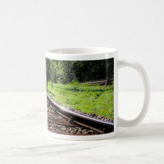 railroad track coffee mugs