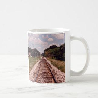 Railroad Track Mug