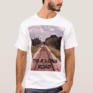 Railroad Track T-Shirt