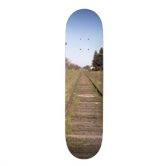 Railroad Tracks Skateboards