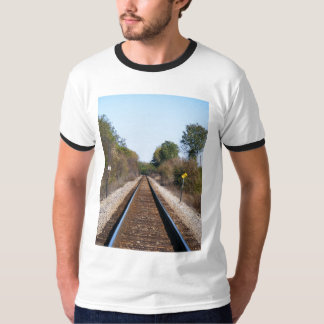 railroad tracks T-Shirt